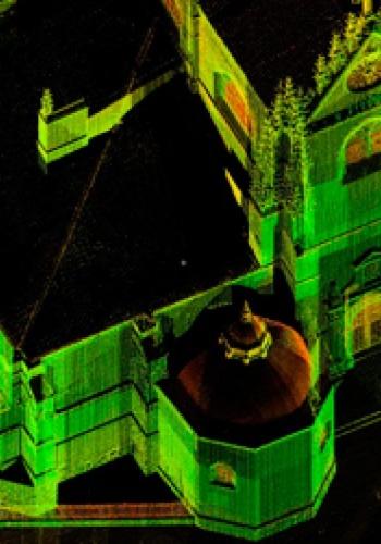 Láser Escáner en la Catedral de Palencia