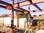 Replanteo y control de cimentaciones, estructuras prefabricadas y metálicas
